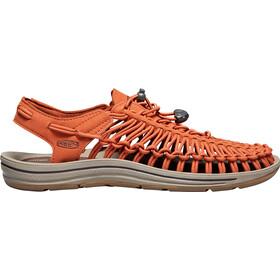 Keen M's Uneek Sandals Potters Clay/Mulch